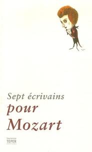 Jean-Yves Masson et André Markowicz - Pour Mozart.