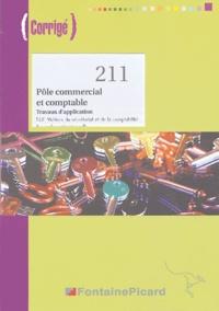 Pôle commercial et comptable BEP Métiers du secrétariat et de la comptabilité - Travaux dapplication, corrigé.pdf