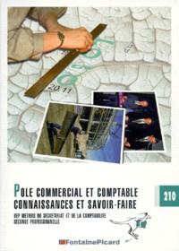 POLE COMMERCIAL ET COMPTABLE CONNAISSANCES ET SAVOIR FAIRE BEP METIERS DU SECRETARIAT ET DE LA COMPTABILITE 2NDE PROFESSIONNELLE. Corrigés.pdf