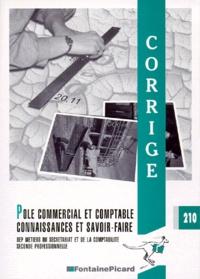 Pôle commercial et comptable, connaissances et savoir-faire - BEP métiers du secrétariat et de la comptabilité, seconde professionnelle.pdf