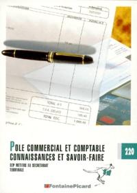 Pôle commercial et comptable, connaissances et savoir-faire - BEP métiers du secrétariat, terminale.pdf