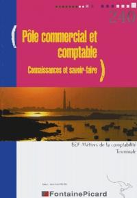 Jean-Yves Michon - Pôle commercial et comptable - Connaissances et savoir faire.