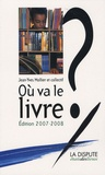 Jean-Yves Mollier - Où va le livre ?.