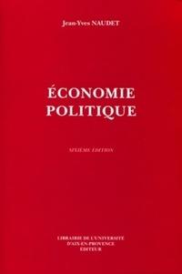 Jean-Yves Naudet - Economie politique.