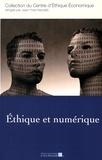Jean-Yves Naudet - Ethique et numérique - Actes du XXIIe colloque d'éthique économique, Aix-en-Provence, 18 & 19 juin 2015.