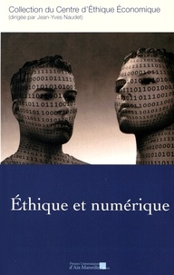 Deedr.fr Ethique et numérique - Actes du XXIIe colloque d'éthique économique, Aix-en-Provence, 18 & 19 juin 2015 Image