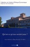 Jean-Yves Naudet - Qu'est-ce qu'une société juste ?.