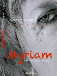 Jean-Yves Revault - Myriam.