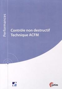 Contrôle non destructif- Technique ACFM - Jean-Yves Rolland |