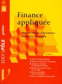 Jean-Yves Saulquin et Charles-Henri d' Arcimoles - .