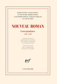 Jean-Yves Tadié et Carrie Landfried - Nouveau roman - Correspondance, 1946-1999.