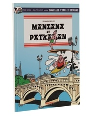 Jean-Yves Viollier et Pierre George - Les aventures de Manzana et Patxaran Tome 4 : Nouvelle vague à Bayonne.