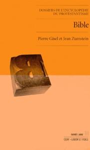 Jean Zumstein et Pierre Gisel - .