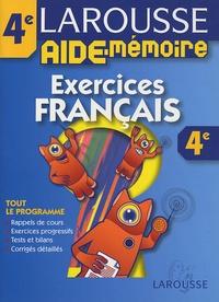 Exercices Français 4e - Jeanine Borrel   Showmesound.org