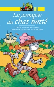 Jeanine Guion et Jean Guion - Les aventures du Chat Botté.