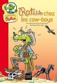 Jeanine Guion et Jean Guion - Les aventures du rat vert  : Ratus chez les cow-boys.