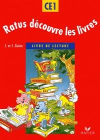 Histoiresdenlire.be Livre de lecture CE1. Ratus découvre les livres Image