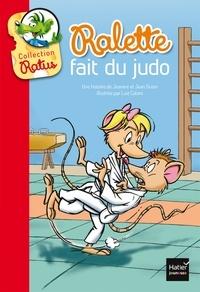 Checkpointfrance.fr Ralette fait du judo Image