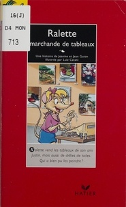 Jeanine Guion et Jean Guion - Ralette marchande de tableaux.