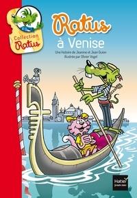 Ratus à Venise - Jeanine Guion pdf epub
