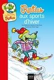 Jeanine Guion et Jean Guion - Ratus aux sports d'hiver.