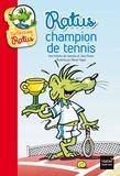 Jeanine Guion et Jean Guion - Ratus champion de tennis.
