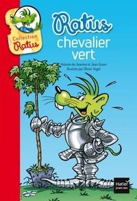 Alixetmika.fr Ratus chevalier vert Image
