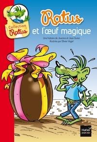 Ratus et l'oeuf magique - Jeanine Guion |