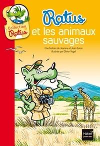 Jeanine Guion et Jean Guion - Ratus et les animaux sauvages.