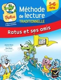 Jeanine Guion et Jean Guion - Ratus et ses amis - Méthode de lecture syllabique.