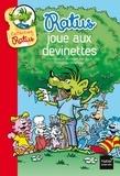 Jeanine Guion et Jean Guion - Ratus joue aux devinettes.