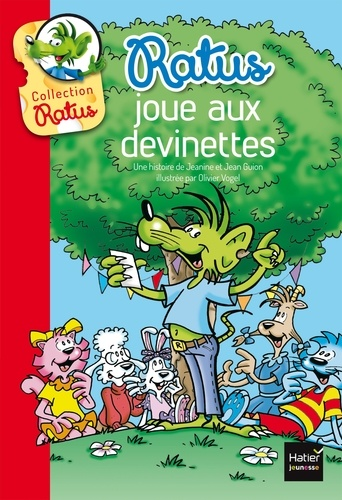 Ratus Joue Aux Devinettes Poche