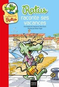 Ratus raconte ses vacances - Jeanine Guion pdf epub