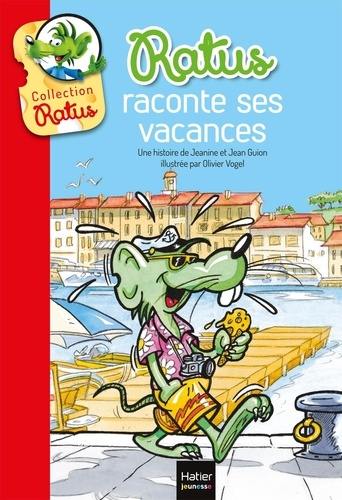 Ratus Raconte Ses Vacances Poche