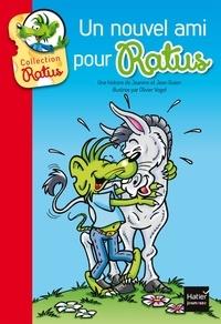 Un nouvel ami pour Ratus - Jeanine Guion pdf epub