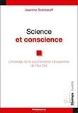 Jeanine Solotareff - Science et conscience - L'éclairage de la psychanalyse introspective De Paul Diel.