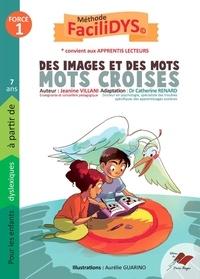 Des images et des mots - Mots croisés force 1.pdf