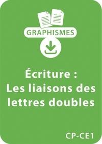 Jeanine Villani - Graphismes  : Graphismes et écriture - CP/CE1 - Les liaisons des lettres doubles - Un lot de 9 fiches à télécharger.
