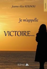 Accentsonline.fr Je m'appelle Victoire... Image
