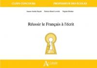 Deedr.fr Réussir le Français à l'écrit Image