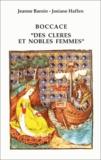 Jeanne Baroin et Josiane Haffen - Boccace, des cleres et nobles femmes - Chapitre 53.