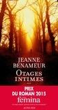Jeanne Benameur - Otages intimes.