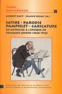 Rhonealpesinfo.fr Satire, parodie, pamphlet, caricature en Autriche à l'époque de François-Joseph, 1848-1914 Image