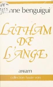 Jeanne Benguigui - Litham de l'ange.