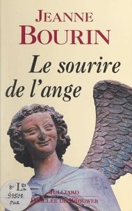 Jeanne Bourin - Le sourire de l'ange.