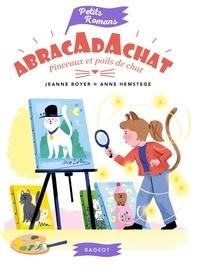 Jeanne Boyer - Abracadachat - Pinceaux et poils de chat.