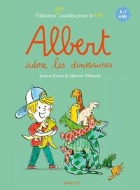 Jeanne Boyer - Albert adore les dinosaures.