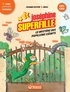 Jeanne Boyer et  Mioz - Joséphine Superfille Tome 3 : Le mystère des papillons géants.