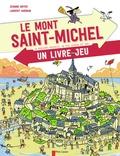 Jeanne Boyer - Le Mont Saint-Michel - Un livre-jeu.