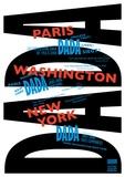 Jeanne Brun et Laurent Le Bon - Dada Paris Washington New York.